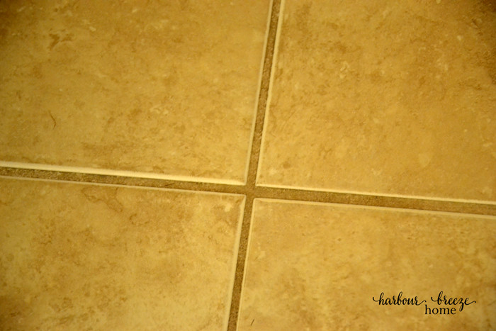 hilarious guide to grout cleaning @ harbourbreezehome.com