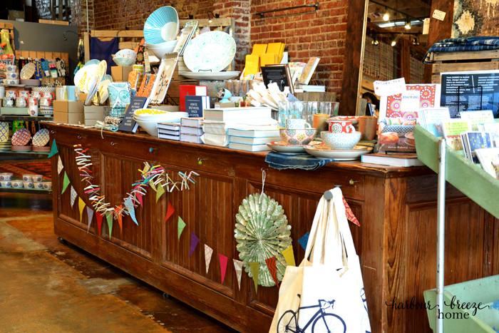 Decatur, Georgia shops
