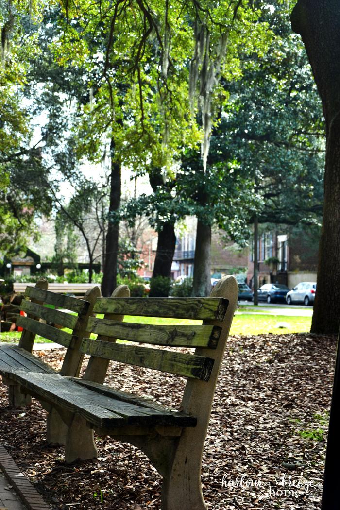 review of Savannah, Georgia