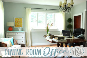 dining room office small