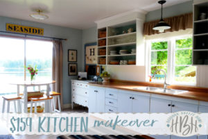 kitchen makeover small