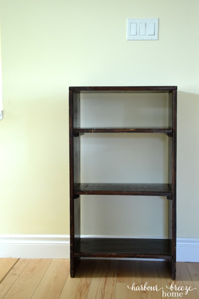 bookcase before ps