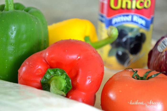 Greek Salad recipe - Celebrate the hot days of summer with this crisp and cool salad recipe