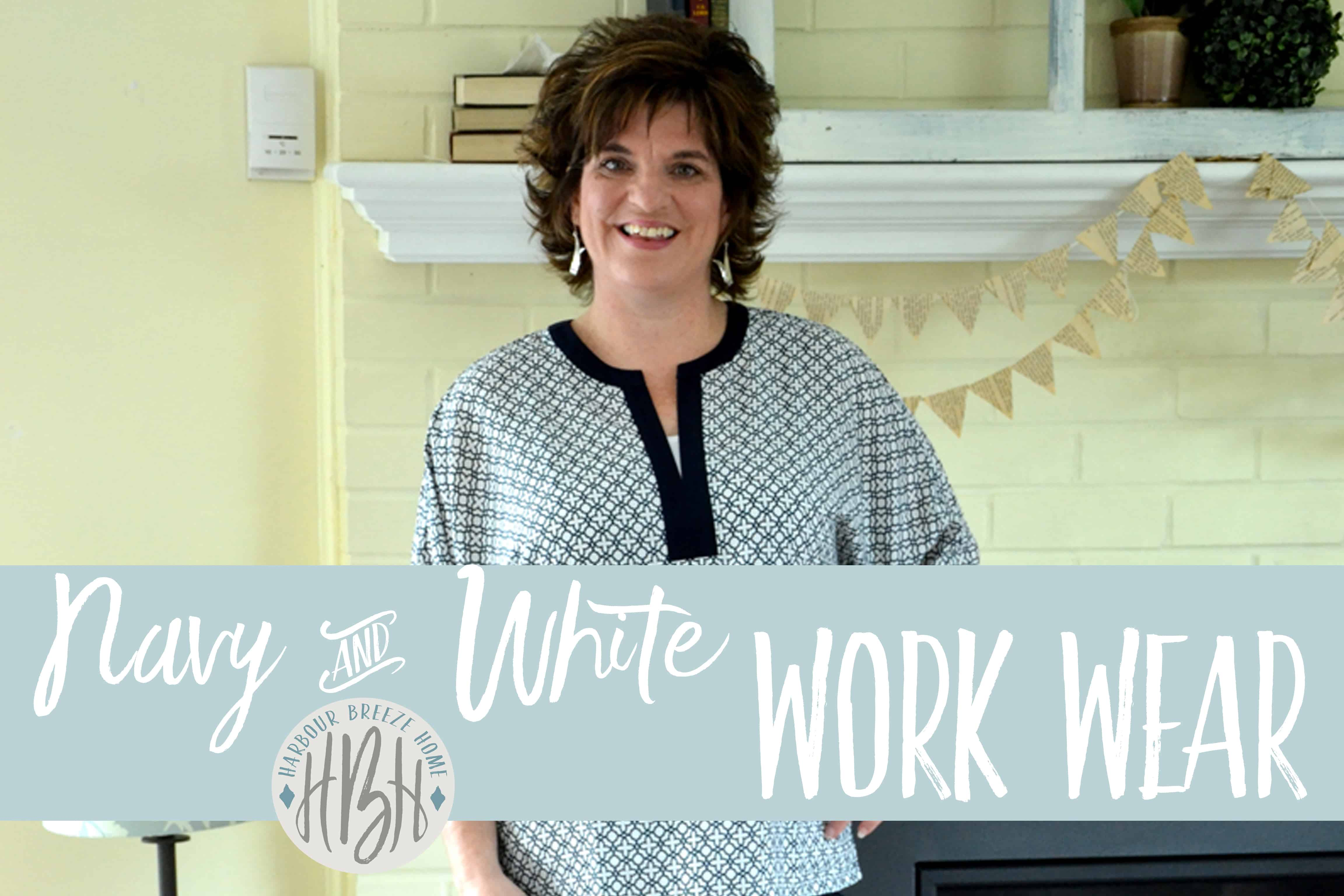 Summer Workwear Outfits ~ Fashion Over 40