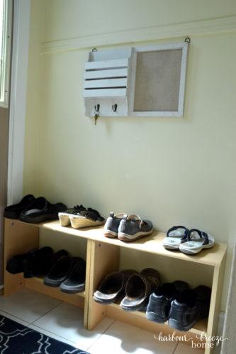 shoe storage ps