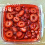 Party Lines & Grandma's Strawberry Pie