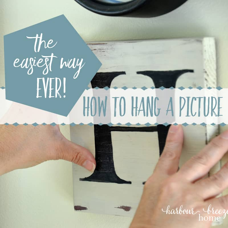 How to Hang Pictures on the Wall