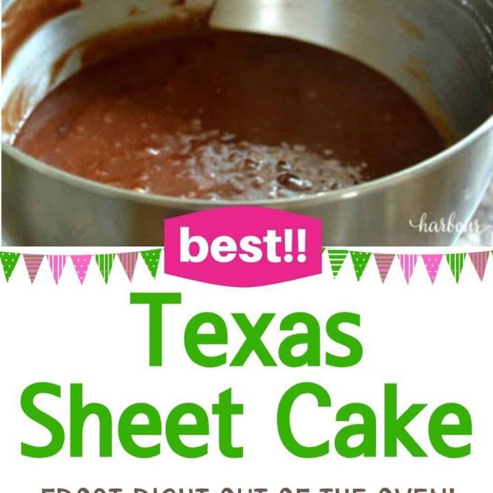 Texas Brownies