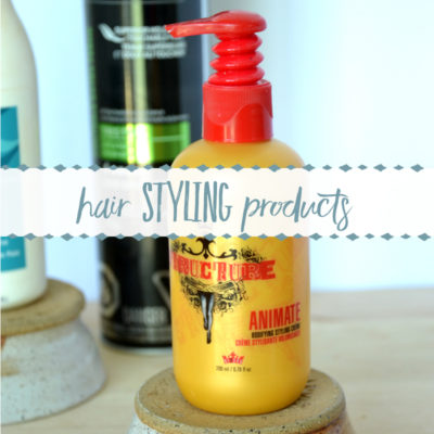 3 Styling Products for Fine Hair