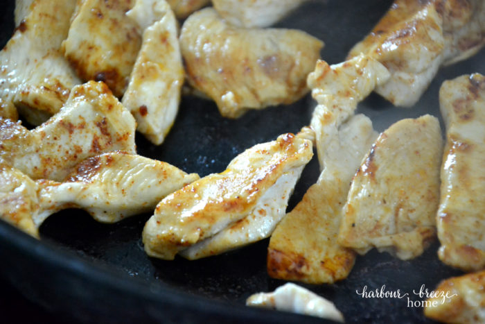 crispy cooked chicken ps