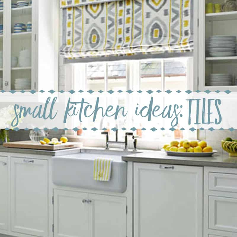 Inspiration for Small Kitchens