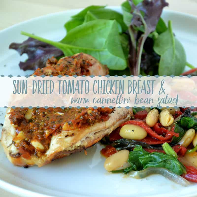 Sun-Dried Tomato Chicken Breasts