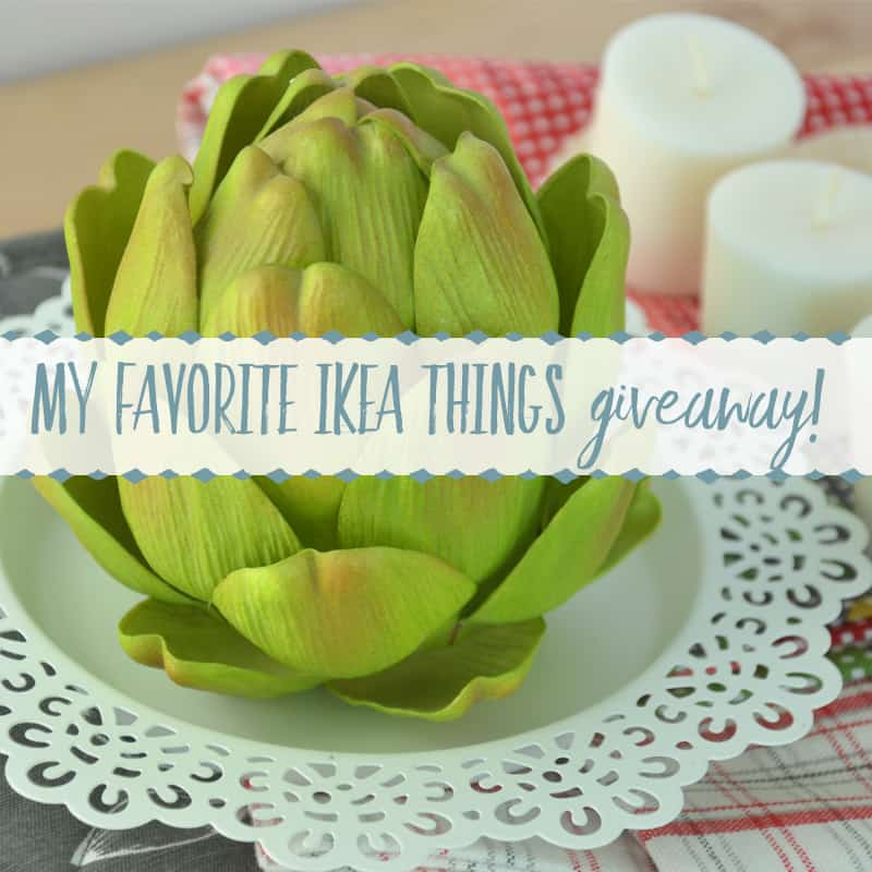 My Favorite Ikea Stocking Stuffers for the Kitchen and a Giveaway!