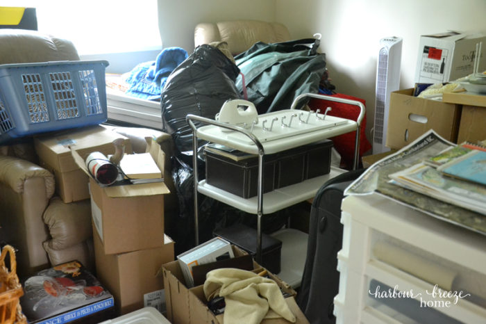 Moving into a Townhouse