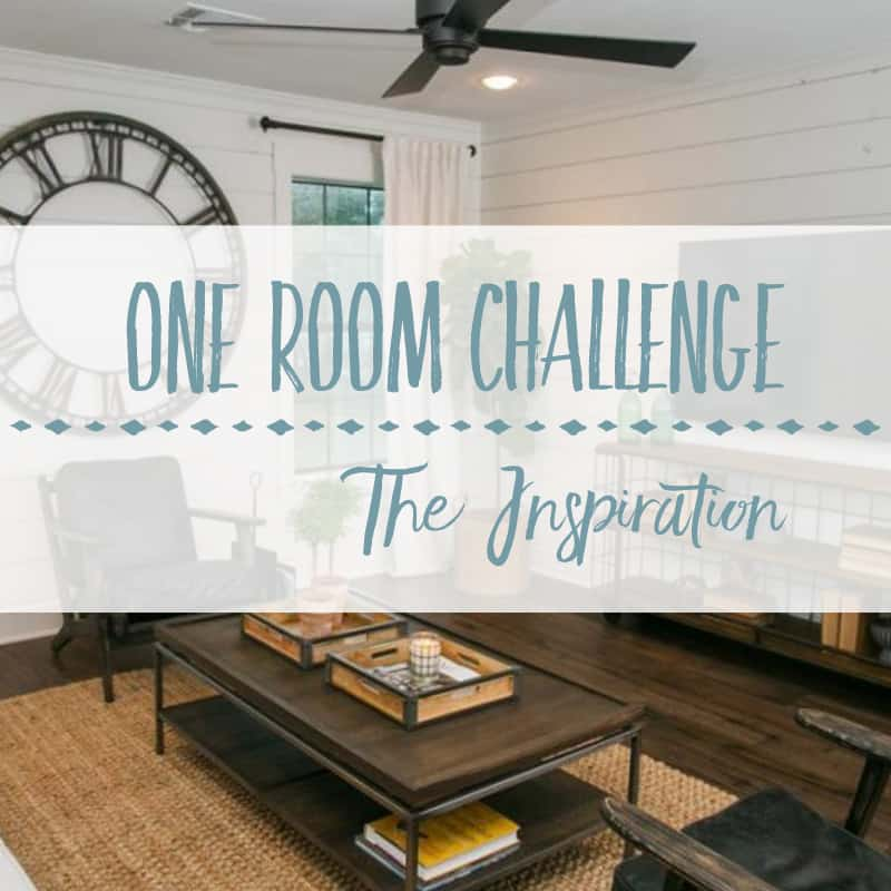 The One Room Challenge: Picking a Room