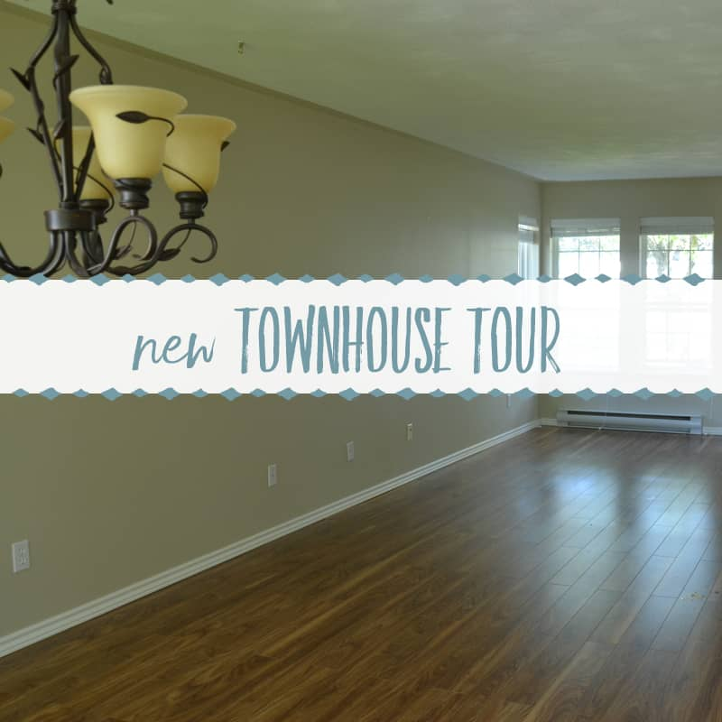 The Townhouse Tour (Come on In!)