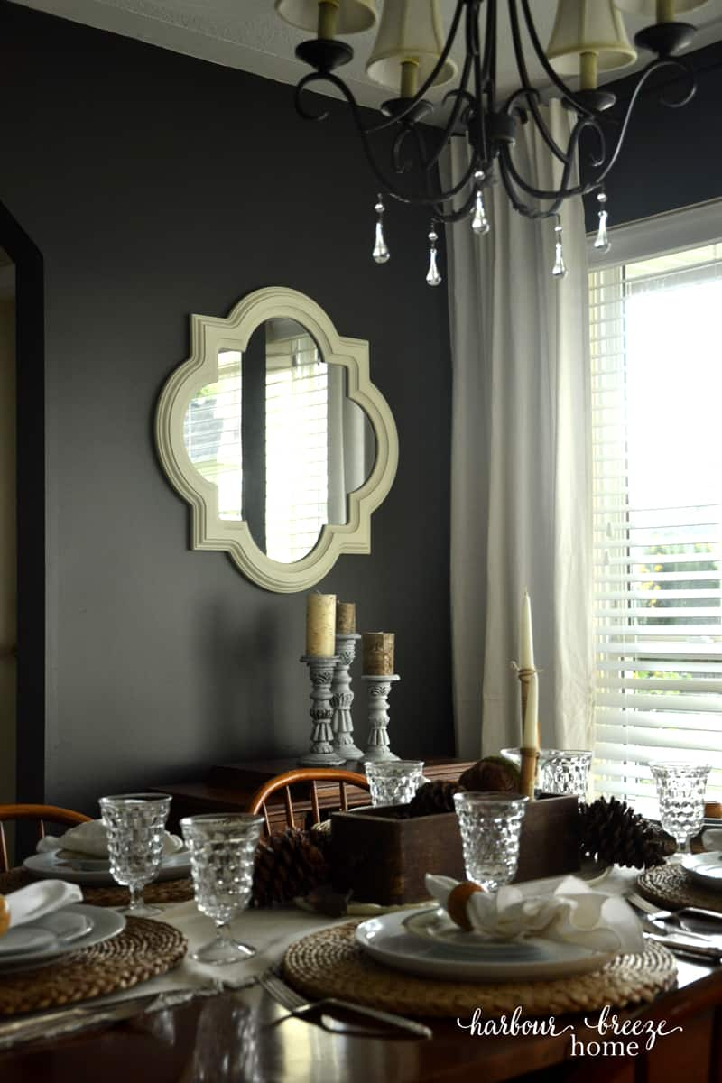 ORC: Townhouse Living & Dining Room Reveal
