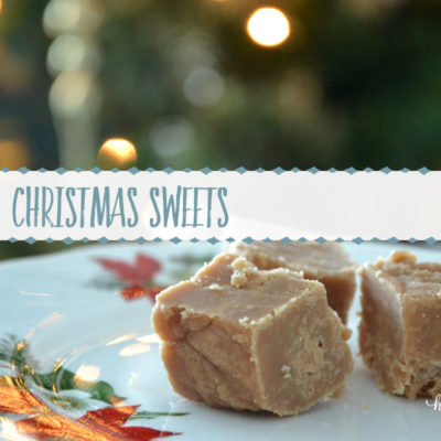 Loretta Lynn's Peanut Butter Fudge and other Christmas Sweets