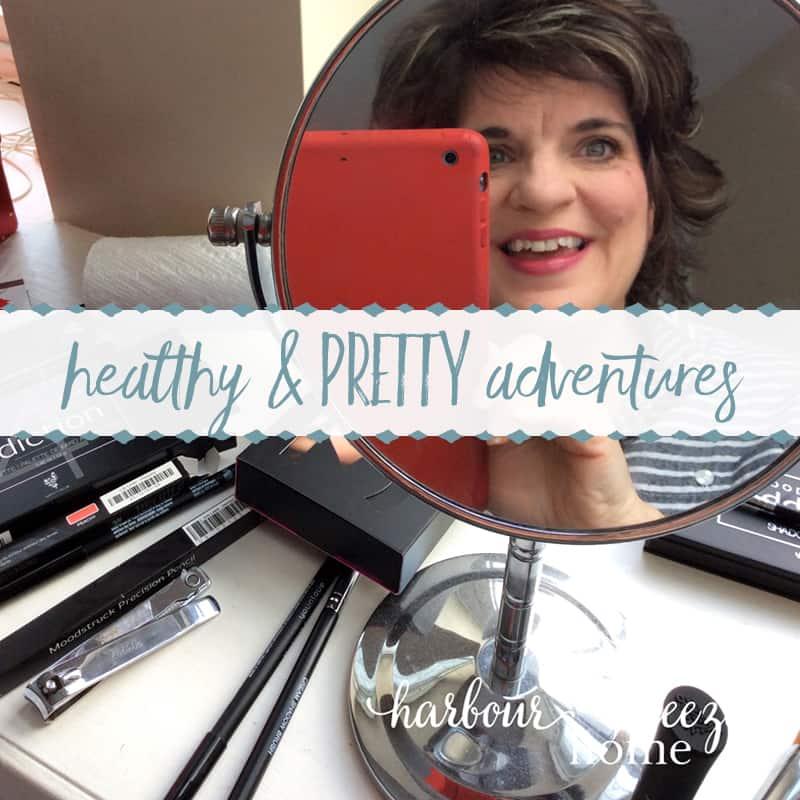 My Healthy (& Pretty!) New Adventures