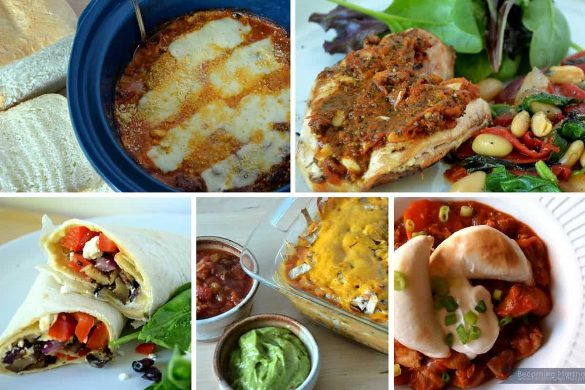 week-one-recipe-roundup