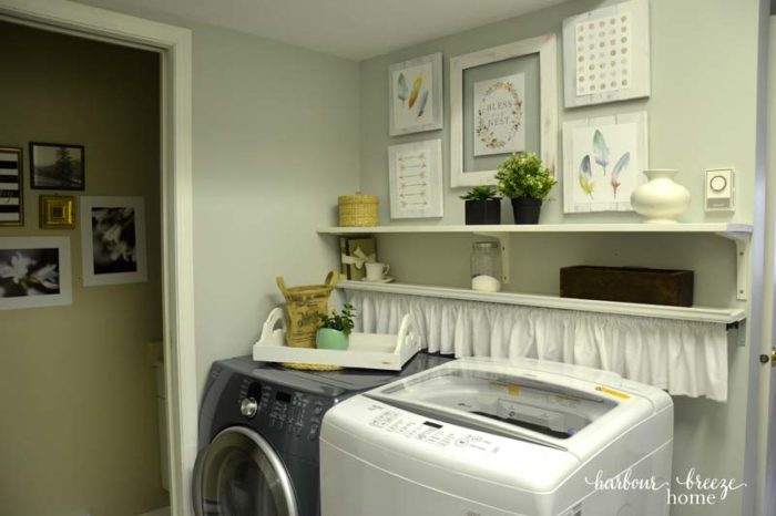 laundry room after ps