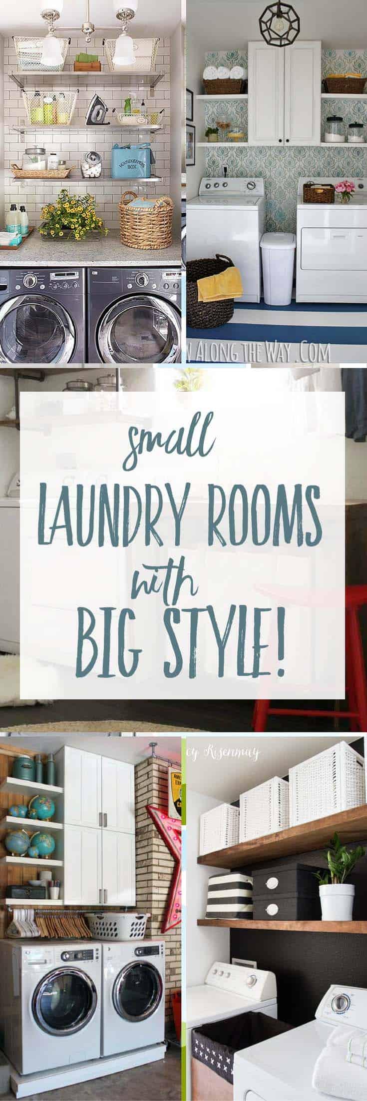 pinterest laundry room inspirations