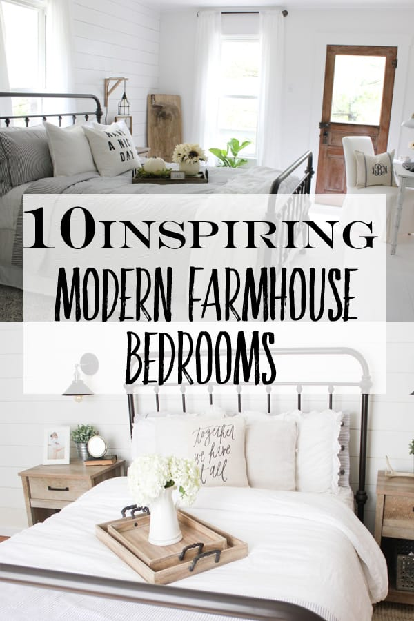 Modern Farmhouse Bedrooms | Harbour Breeze Home