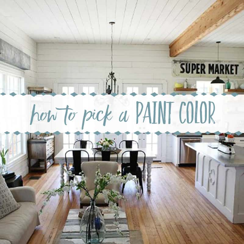 How To Choose Paint For Home: How To Pick A Paint Color You'll Love