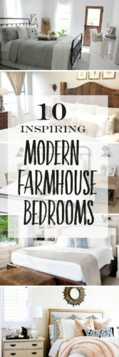 A Sampling Of My Favorite Inspiration Modern Farmhouse Bedrooms Are Here