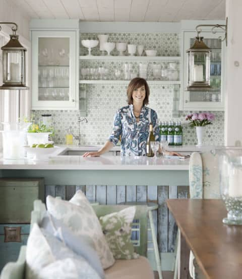 Sarah Richardson Grey Kitchen: How To Pick A Paint Color You'll Love