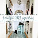 Behind Closed Closet Doors (Master Bedroom Closet Inspiration)
