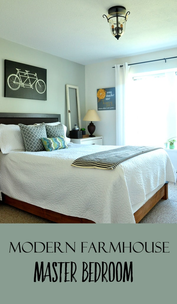 Master Bedroom Makeover Reveal. Master Bedroom Makeover Reveal   Harbour Breeze Home