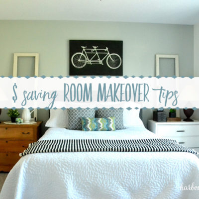 6 Ways to Save Money During a Room Makeover