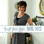 Thrifty Style : Swing Dress