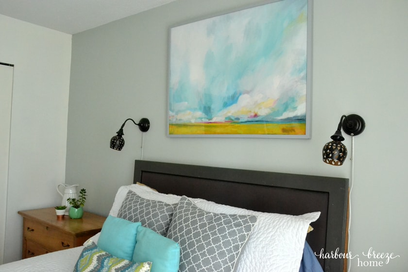 How to Use Photoshop to Help Choose Art | Minted Art Savannah Lands