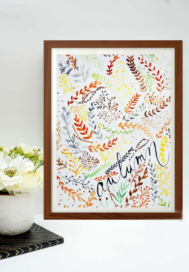 Harbour Breeze Home: Modern Farmhouse Printables For Fall