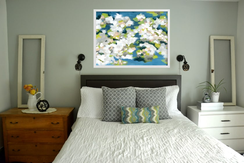 How to Use Photoshop to Help Choose Art | Minted Art Verdant