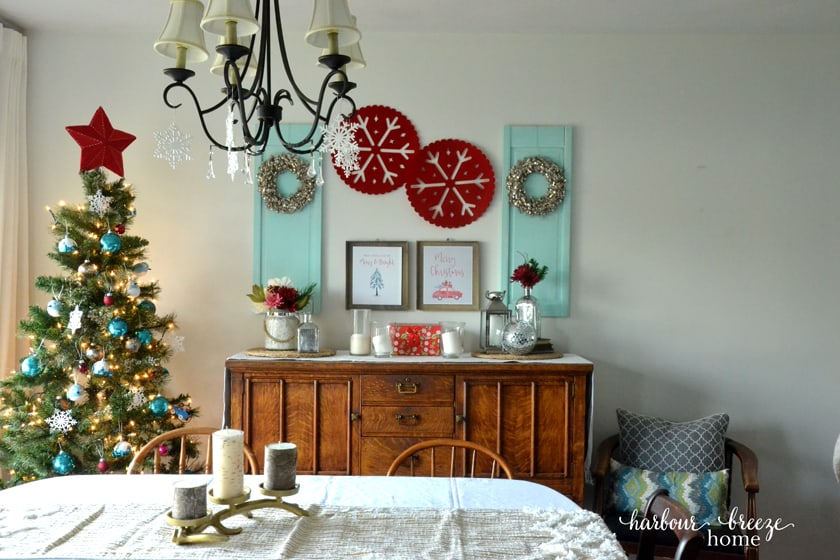Christmas Decor on a Budget