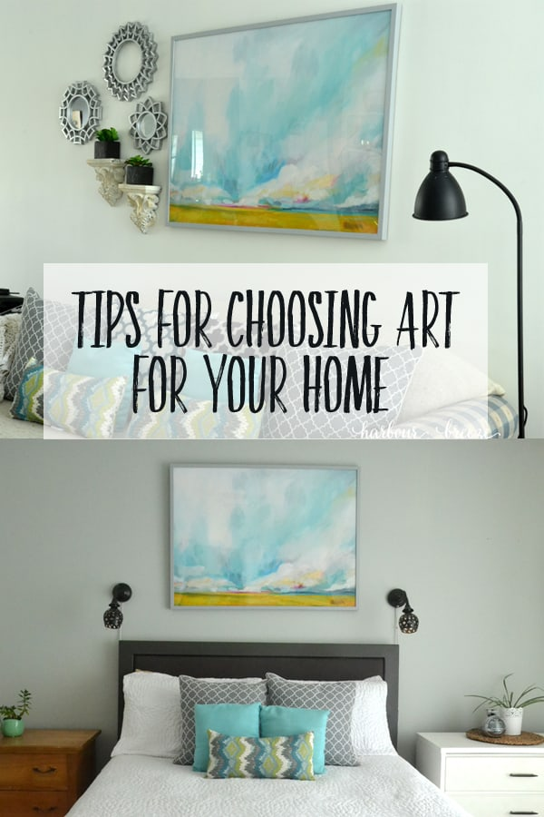 """Tips for Choosing Art For Your Home 