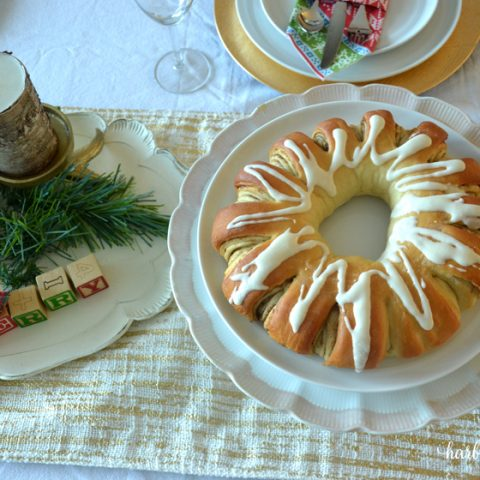 Swedish Tea Ring
