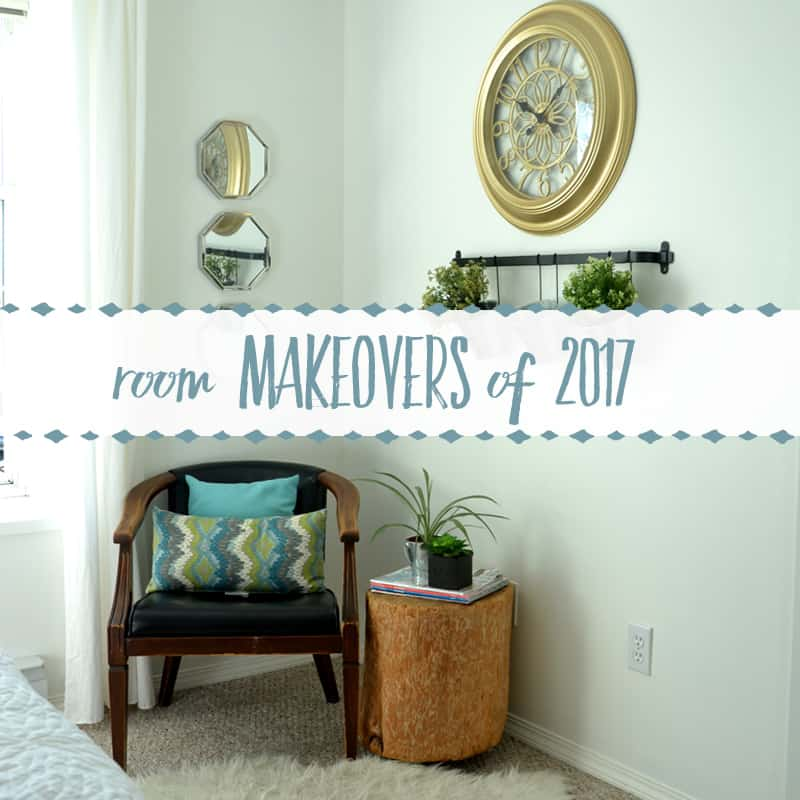 The Room Makeovers of 2017