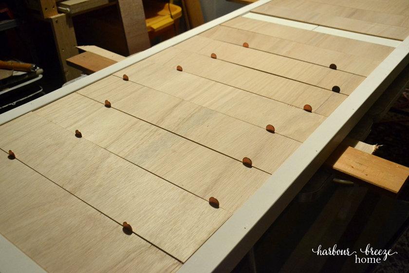 convert bi-fold closet doors into modern farmhouse french doors