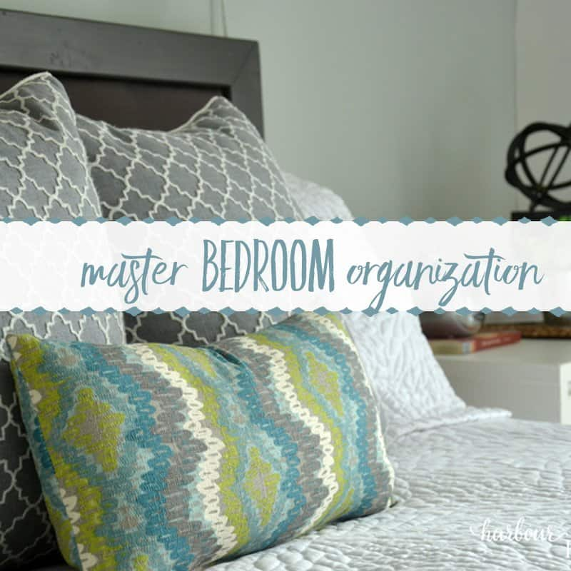 master bedroom organization how to organize the master bedroom harbour home 12305