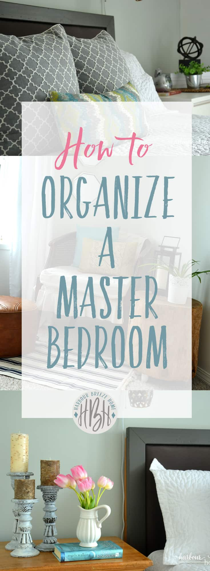 How to Organize the Master Bedroom