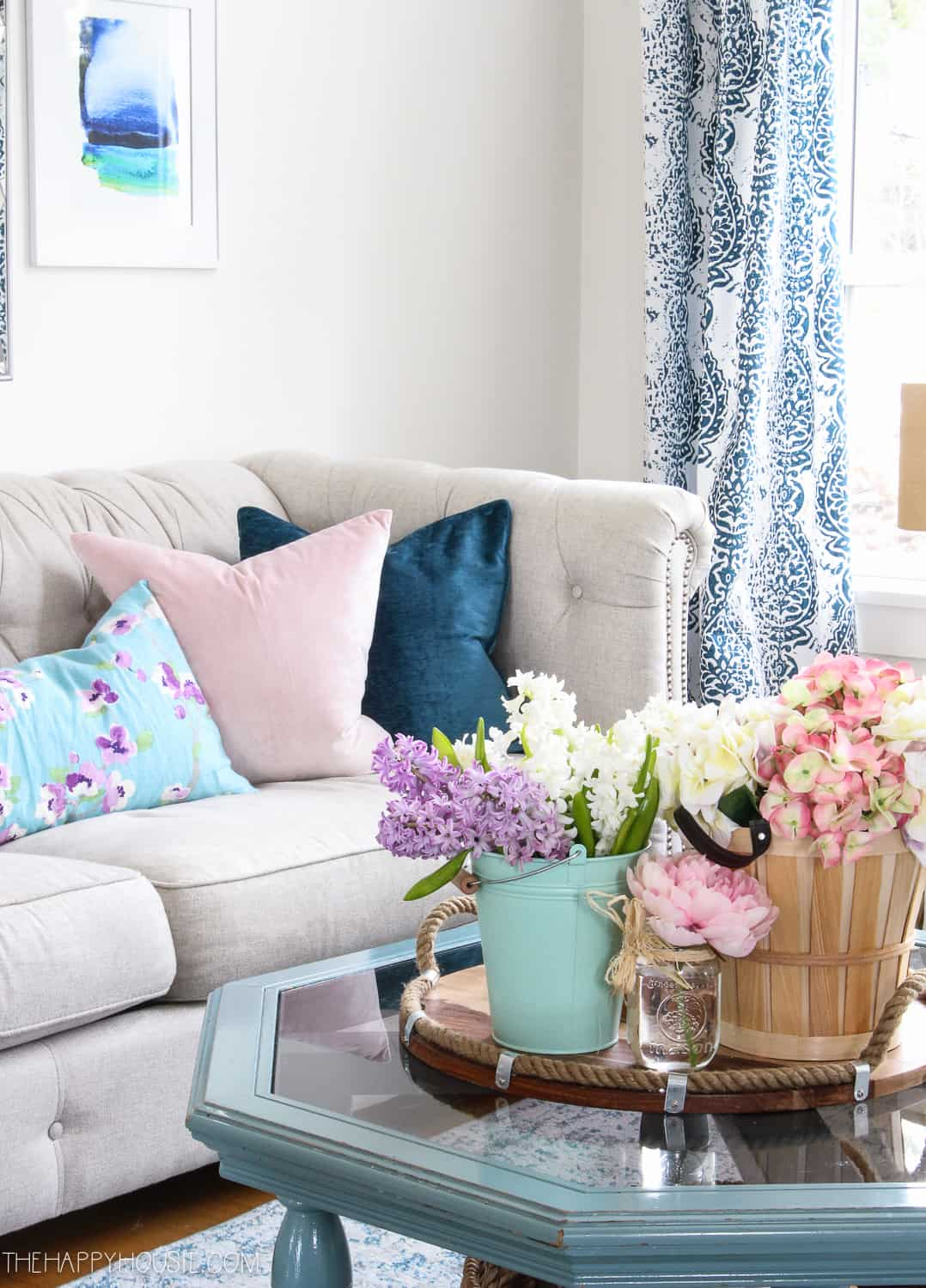 Spring Decor Ideas