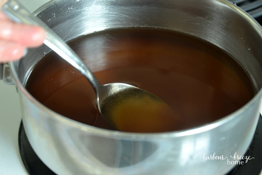 Homemade pancake syrup harbour breeze home homemade pancake syrup ccuart Image collections