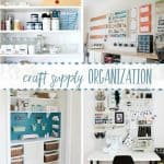 Creative & Beautiful Craft Supply Organization Solutions