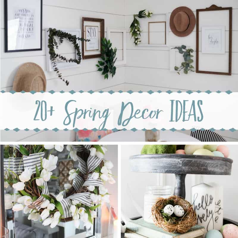 Spring Decor Ideas for Your Home