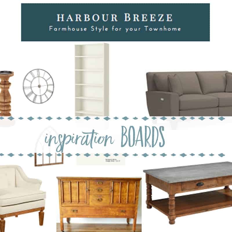 Inspiration Boards for the One Room Challenge