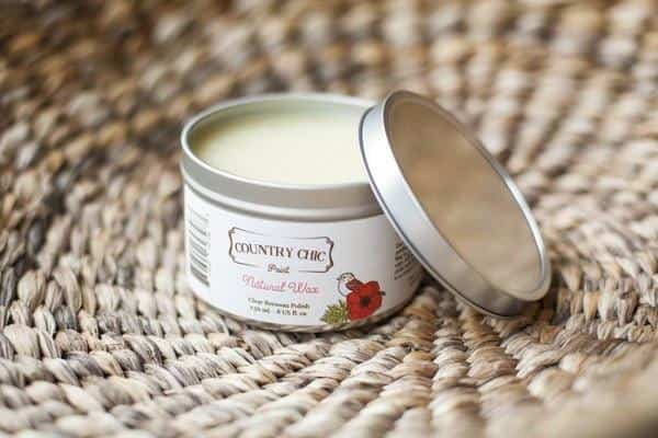 product picture of country chic natural wax